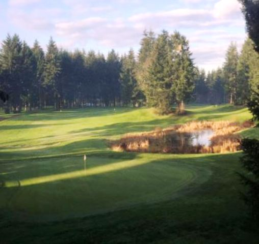 Horseshoe Lake Golf Course