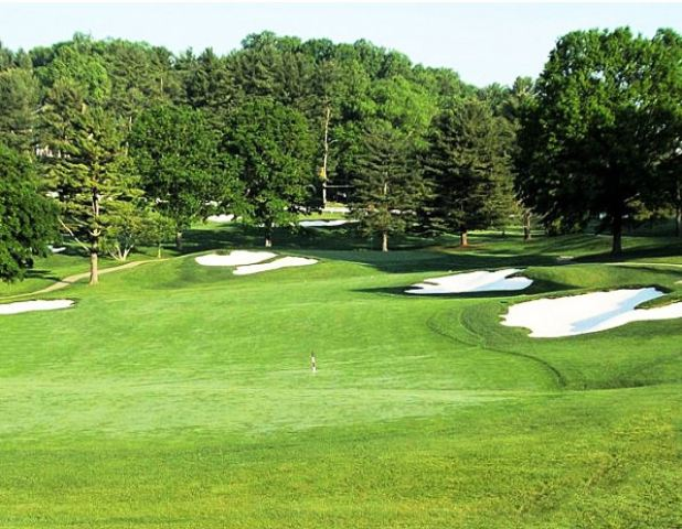 Hunt Valley Country Club,Phoenix, Maryland,  - Golf Course Photo