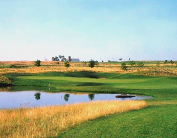 Golf Course Photo, Hunters Ridge Golf Course, Marion, Iowa, 52302