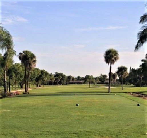 Hunters Run Executive Golf Course, Cape Coral, Florida,  - Golf Course Photo