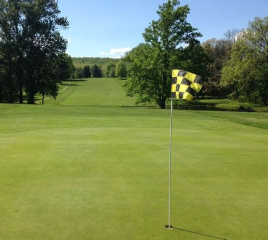 Huntingdon Country Club,Huntingdon, Pennsylvania,  - Golf Course Photo