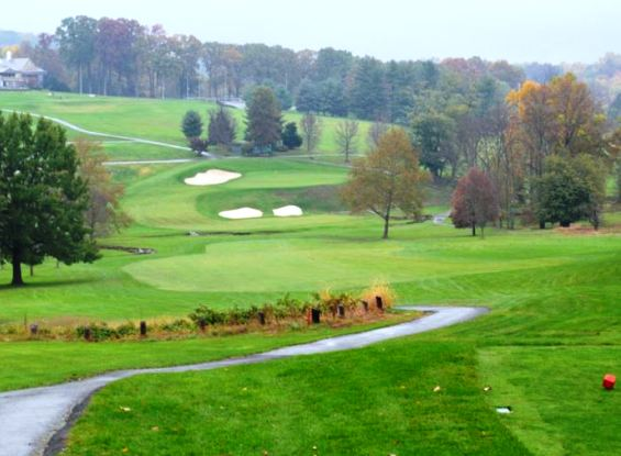 Huntingdon Valley Country Club,Huntingdon Valley, Pennsylvania,  - Golf Course Photo