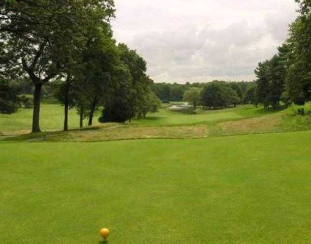 Golf Course Photo, Hyde Park Golf Course, White Nine, Niagara Falls, 14305