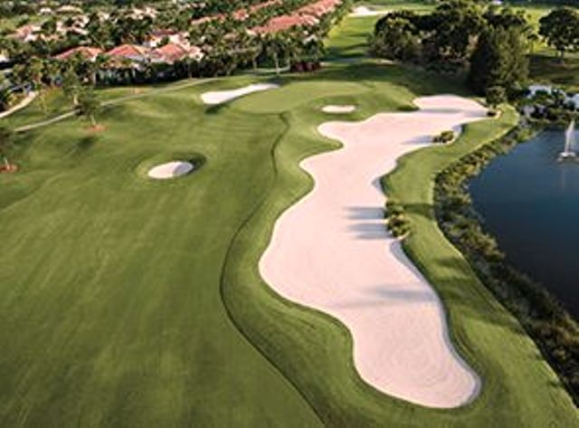 Ibis Golf & Country Club, Legend Golf Course, West Palm Beach, Florida, 33412 - Golf Course Photo