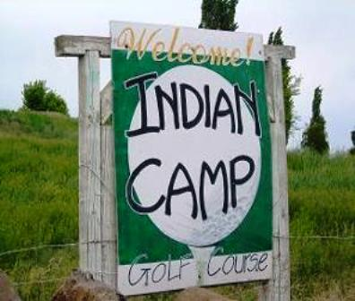 Indian Camp Golf Course,Tulelake, California,  - Golf Course Photo