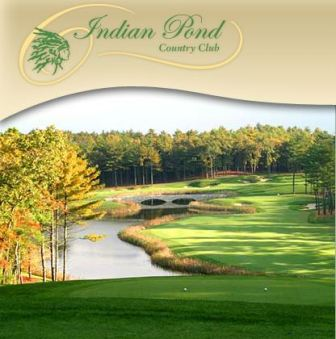 Golf Course Photo, Indian Pond Country Club, Kingston, 02364
