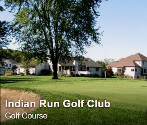 Indian Run Golf Course,Scotts, Michigan,  - Golf Course Photo