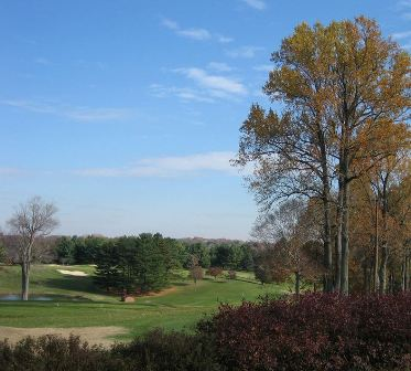 Indian Spring Country Club, Valley Course, CLOSED 2006,Silver Spring, Maryland,  - Golf Course Photo