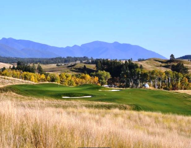Indian Springs Ranch | Indian Springs Golf Course,Eureka, Montana,  - Golf Course Photo