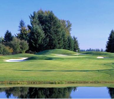 Indian Summer Golf & Country Club,Olympia, Washington,  - Golf Course Photo