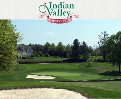 Indian Valley Country Club,Telford, Pennsylvania,  - Golf Course Photo