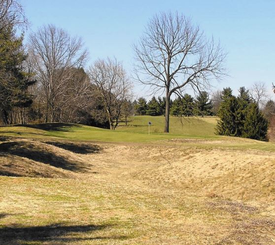 Indian Creek Golf Course, CLOSED 2014, Emmaus, Pennsylvania,  - Golf Course Photo