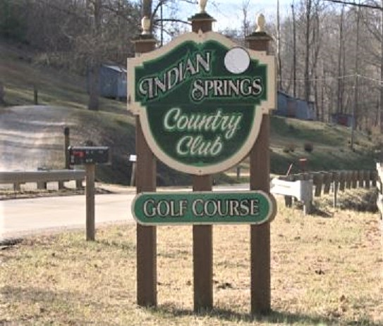 Indian Springs Country Club, Barbourville, Kentucky,  - Golf Course Photo