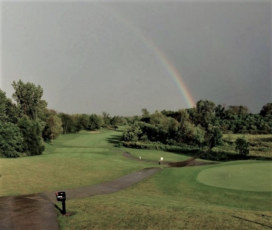 Golf Course Photo, Indian Springs Golf Club, Mechanicsburg, 43044