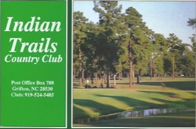 Indian Trails Golf Club, CLOSED 2011