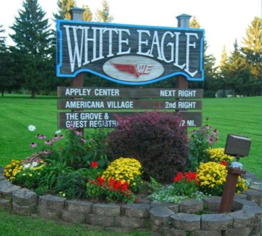 White Eagle Conference Center Golf Course, CLOSED 2006, Hamilton, New York,  - Golf Course Photo