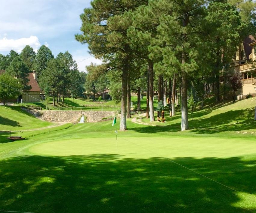 Innsbrook Village Country Club, Ruidoso, New Mexico,  - Golf Course Photo