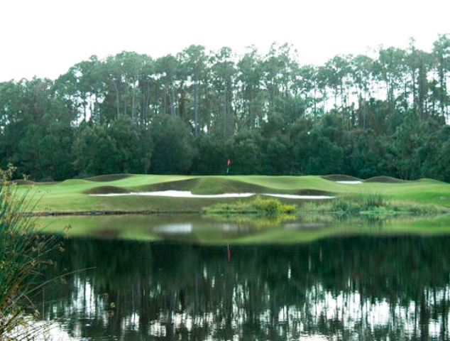 Interlachen Country Club,Winter Park, Florida,  - Golf Course Photo