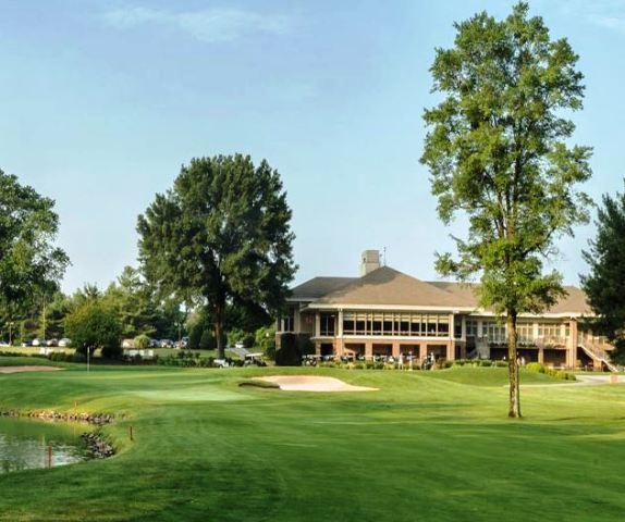 Golf Course Photo, International Country Club, Fairfax, Virginia, 22033