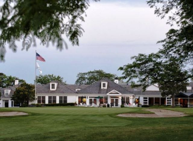 Inverness Golf Course, Palatine, Illinois, 60067 - Golf Course Photo