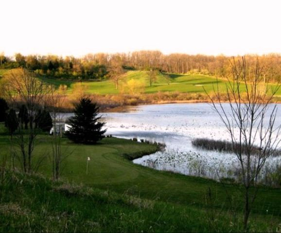 Golf Course Photo, Irish Hills Golf Course, Onsted, 49625