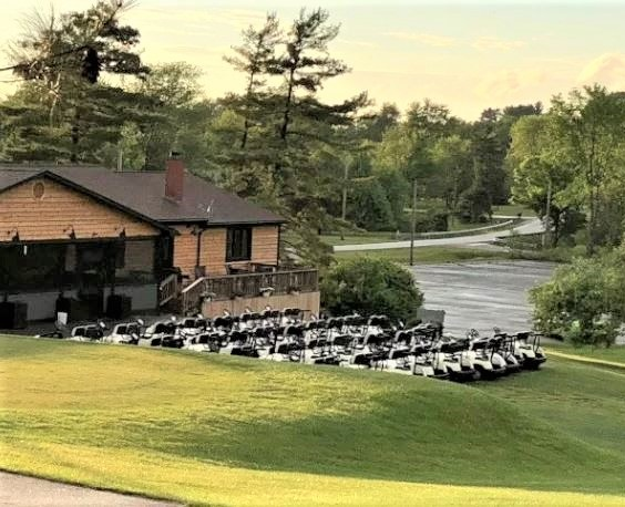 Irish Hills Golf Course, Mount Vernon, Ohio,  - Golf Course Photo
