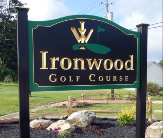 Ironwood Golf Club, CLOSED 2013,Cordele, Georgia,  - Golf Course Photo
