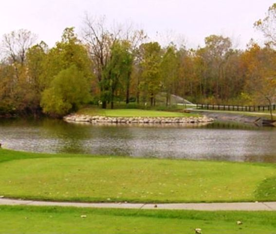 Ironwood Golf Club, Fishers, Indiana, 46038 - Golf Course Photo