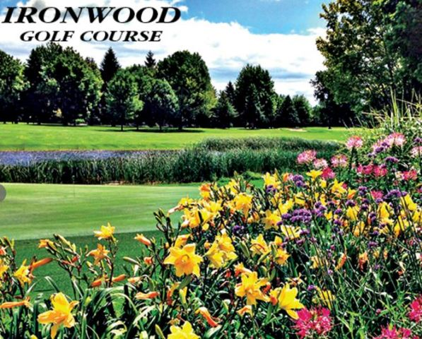 Ironwood Golf Course,Byron Center, Michigan,  - Golf Course Photo