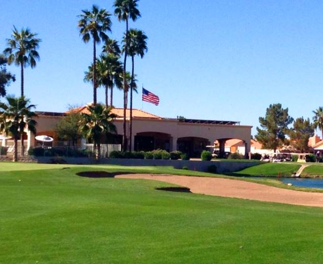 Ironwood Country Club, Chandler, Arizona, 85248 - Golf Course Photo