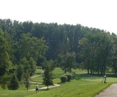Golf Course Photo, Iroquois Golf Course, Louisville, Kentucky, 40214