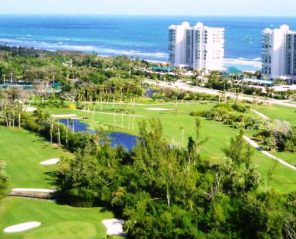 Golf Course Photo, Island Dunes Country Club, Jensen Beach, 34957