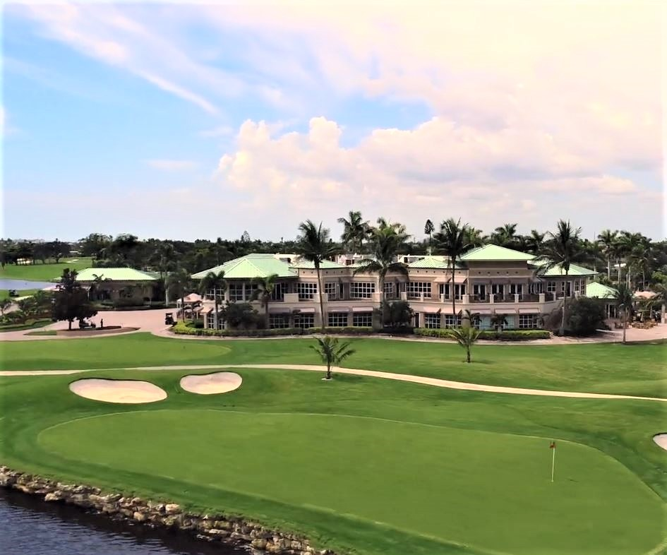 Golf Course Photo, Island Country Club, Marco Island, 34145