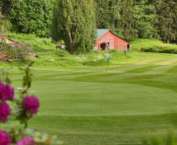 Golf Course Photo, Island Greens, Clinton, Washington, 98236