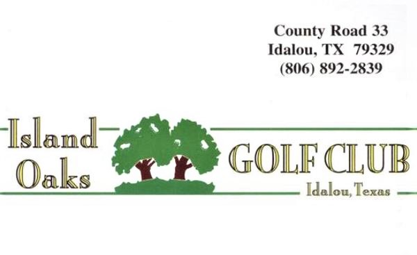 Island Oaks Golf Club, CLOSED 2012, Idalou, Texas,  - Golf Course Photo