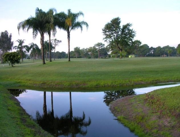 Island Pines Golf Club, Fort Pierce, Florida,  - Golf Course Photo