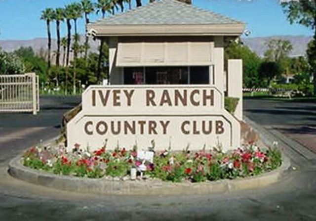 Ivey Ranch Country Club,Thousand Palms, California,  - Golf Course Photo