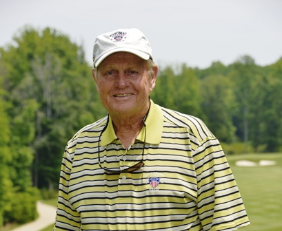 Golf architect Photo, Jack Nicklaus