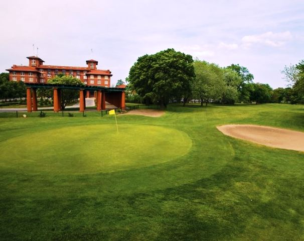 Golf Course Photo, Jackson Park Golf Club, Chicago, 60637