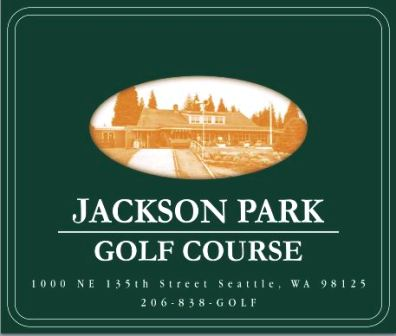 Golf Course Photo, Jackson Park Golf Course, Par Three, Seattle, 98125