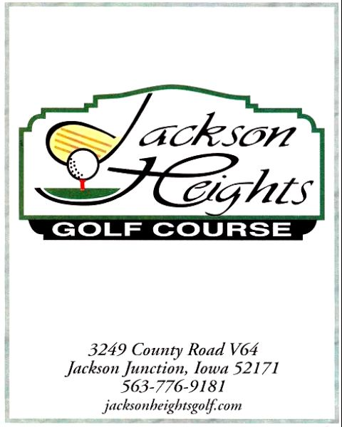 Golf Course Photo, Jackson Heights Golf Course, Jackson Junction, Iowa, 52150