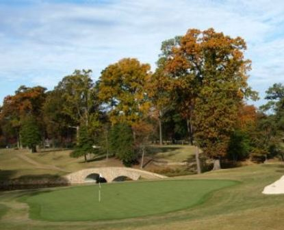 James River Country Club, Newport News, Virginia, 23606 - Golf Course Photo