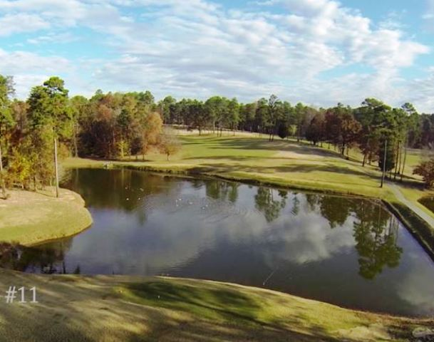 Jamestown Park Golf Course, Jamestown, North Carolina, 27282 - Golf Course Photo