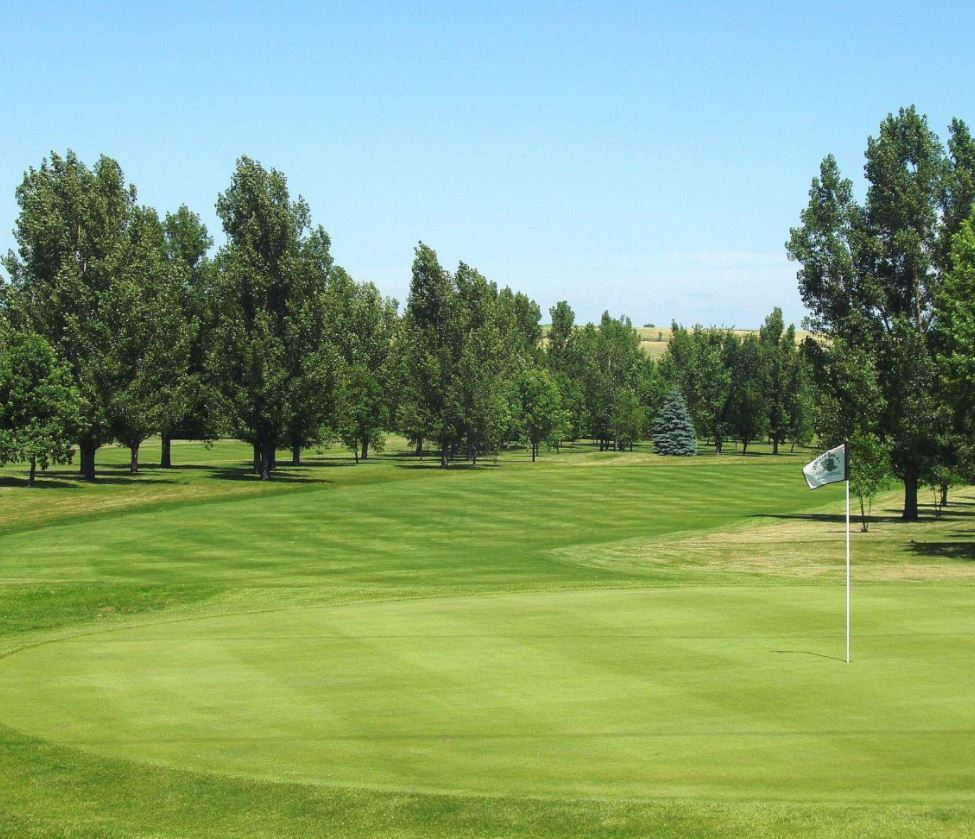 Jamestown Country Club | Jamestown Golf Course, Jamestown, North Dakota,  - Golf Course Photo