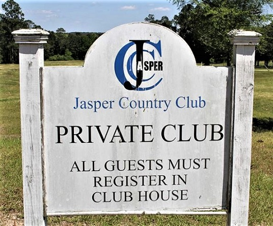 Jasper Country Club, CLOSED 2016, Jasper, Texas,  - Golf Course Photo