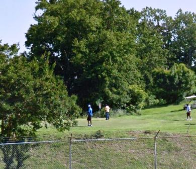 Jerry Tim Brooks Golf Course, Lakeside Park Golf Course, Shreveport, Louisiana, 71103 - Golf Course Photo