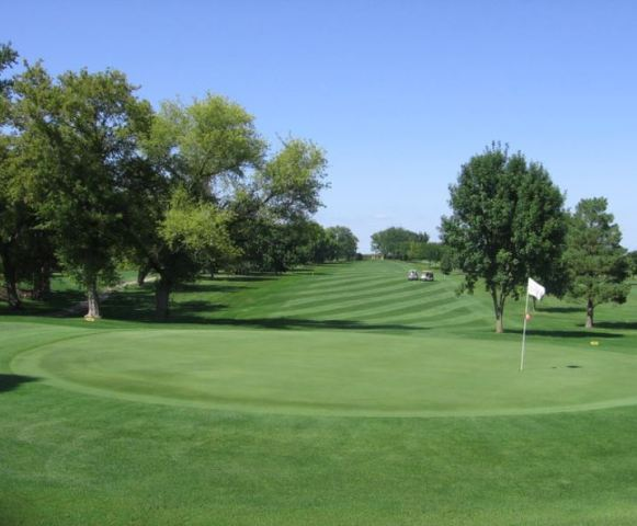 Golf Course Photo, Jewell Golf & Country Club, Jewell, Iowa, 50130