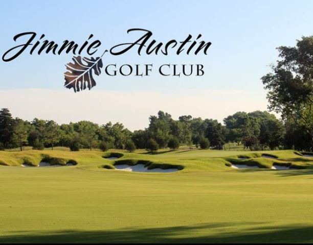 Jimmie Austin University Of Oklahoma Golf Course