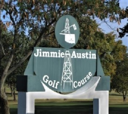 Jimmie Austin Golf Course, Seminole, Oklahoma,  - Golf Course Photo