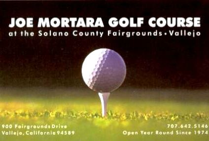 Joe Mortara Golf Course, CLOSED 2014, Vallejo, California, 94589 - Golf Course Photo